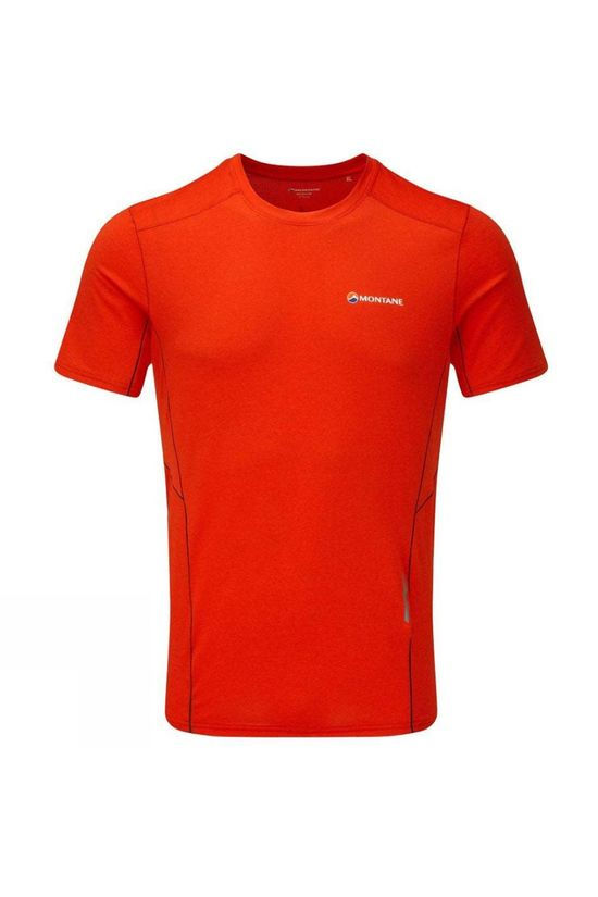 Montane Sabre T-shirt Flag Red