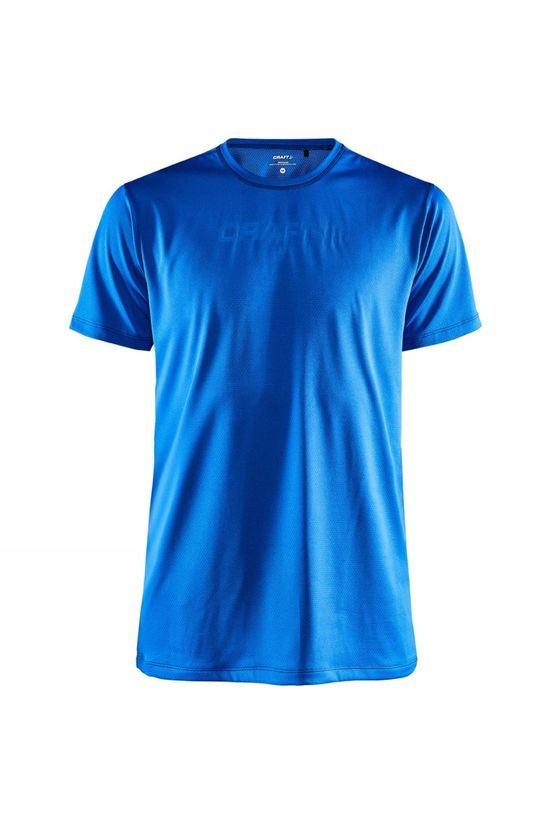 Craft Mens Core Essence Short Sleeve Mesh Tee Burst