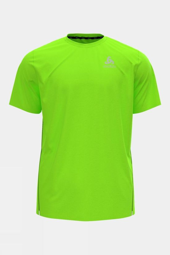 Odlo Mens Zeroweight Chill-Tec T-Shirt Lounge Lizard