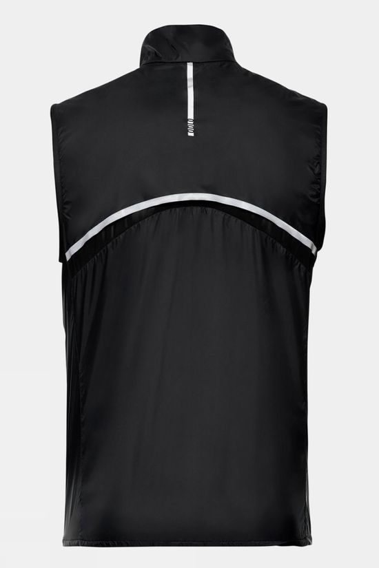 Odlo Men's Zeroweight Vest Black
