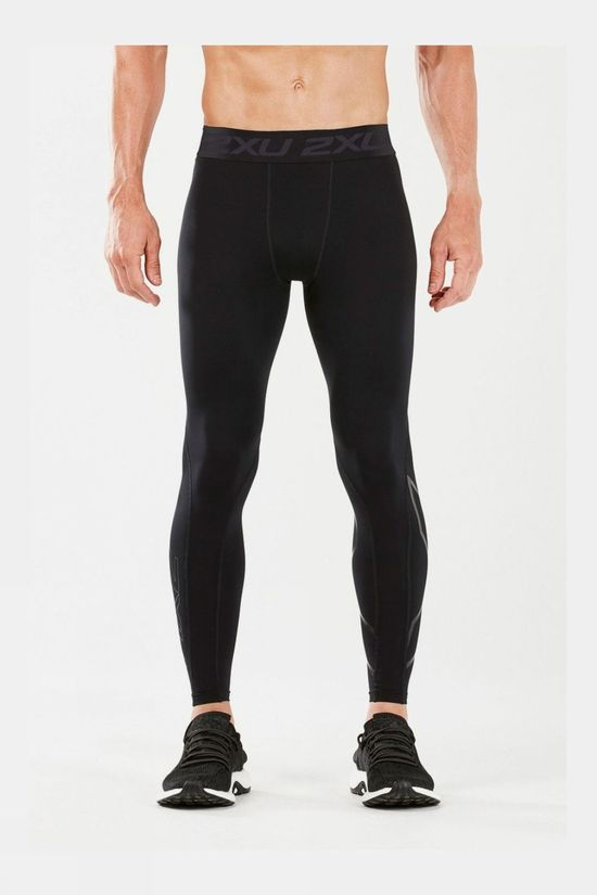 2XU Thermal Accelerate Compression Tights Black/Nero