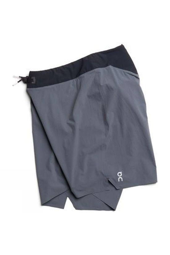 On Men's Lightweight Running Shorts Shadow/Black