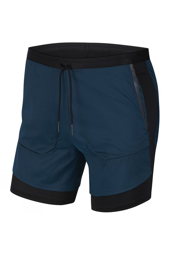 Nike Tech Hybrid 2in1 Short Midnight Turquoise
