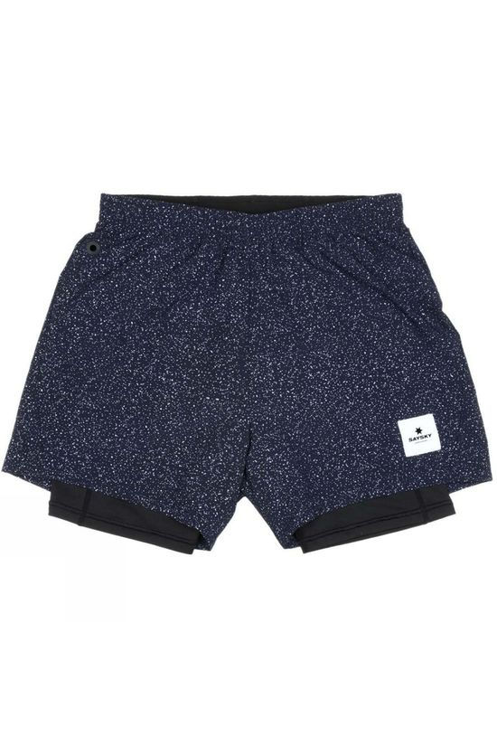 Saysky Unisex Universe 2-in-1 Short Maritime Universe