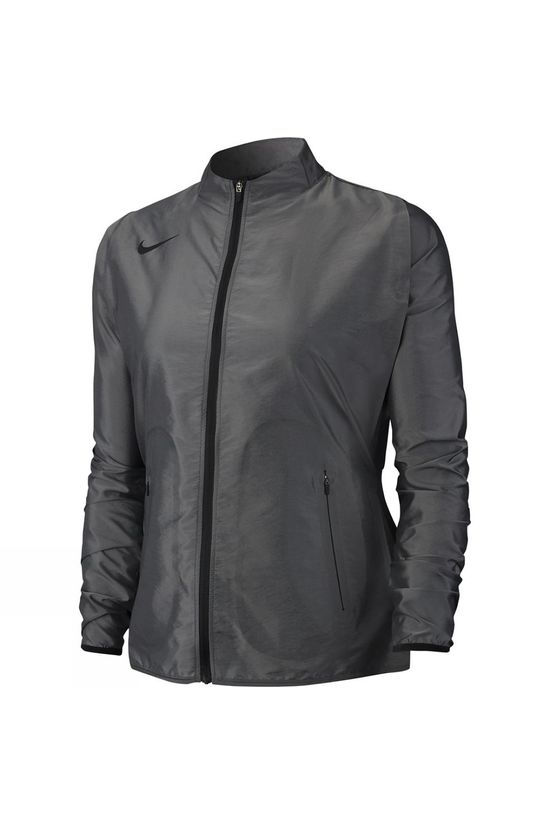 Nike Women's Future Air Jacket Black/Pur Platinum