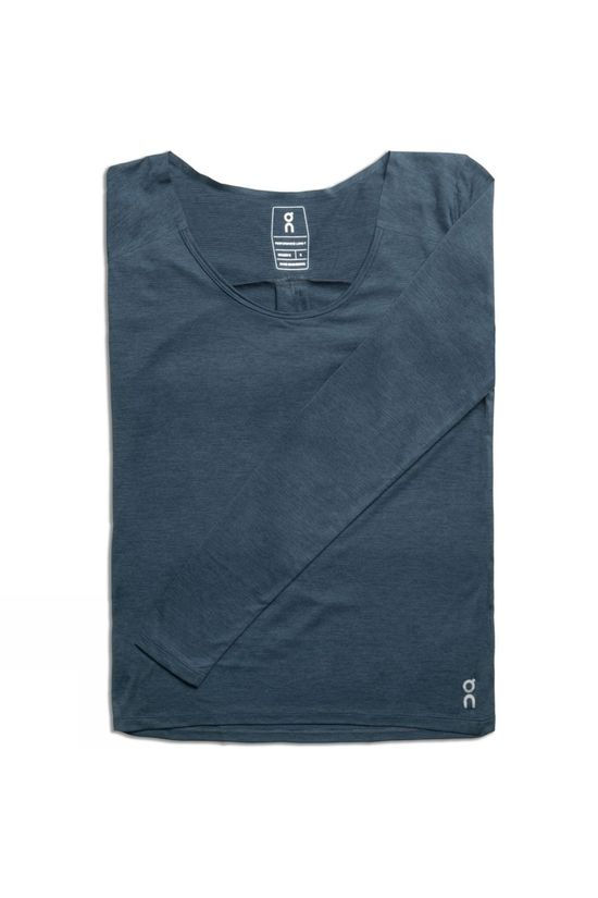 On Women's Performance Long-T Navy