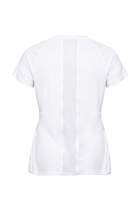 Odlo Womens Ceramicool Element T-Shirt White