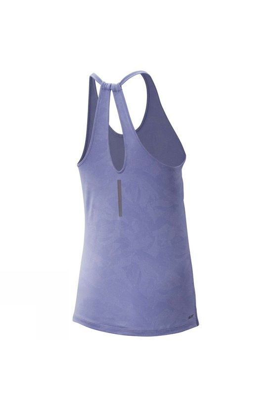 New Balance Women's Q Speed Breathe Tank Clear Amethyst