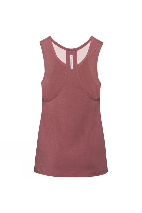 Odlo Womens Lilly Tank Roan Rouge