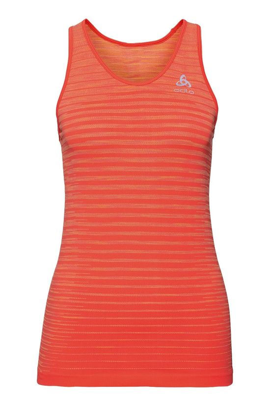 Odlo Womens Blackcomb Pro Tank Hot Coral