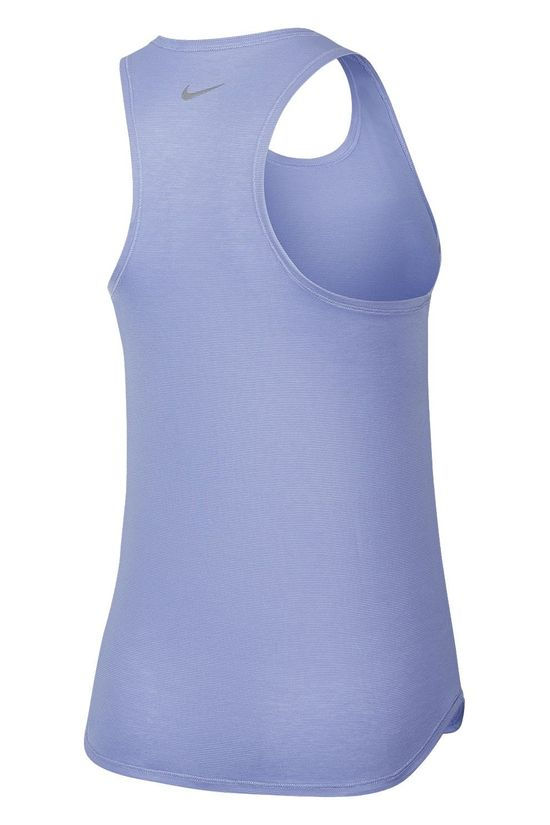 Nike Women's Swoosh Run Tank Light Thistle