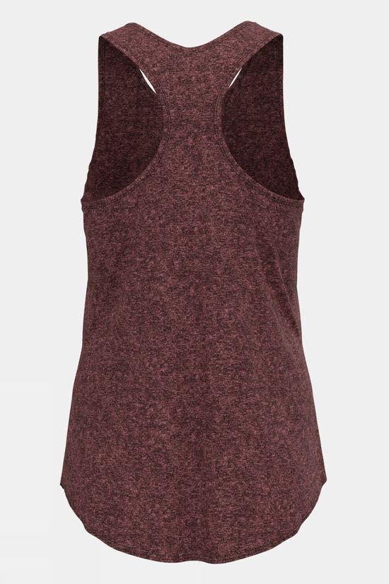 Odlo Womens Run Easy Tank Siesta Melange