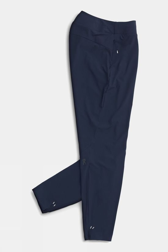 On Womens Lightweight Pants Navy