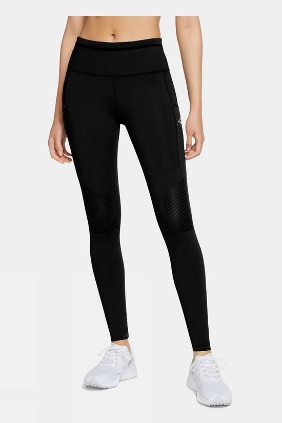 Nike Women's Epic Lux Trail Tight Black