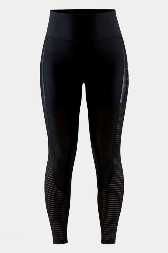 Craft Women's ADV Charge Shiny Tights Black