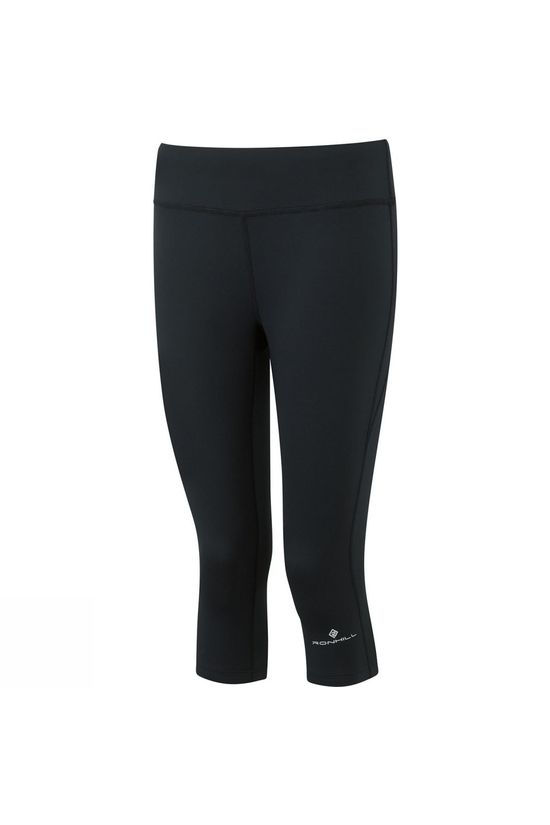 Ronhill Women's Everyday Run Capri All Black