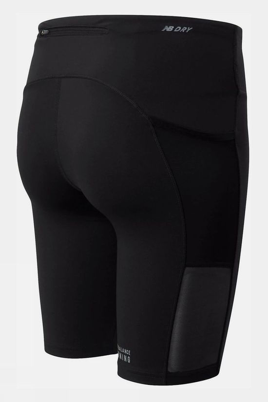 New Balance Women's Impact Run Bike Short Black