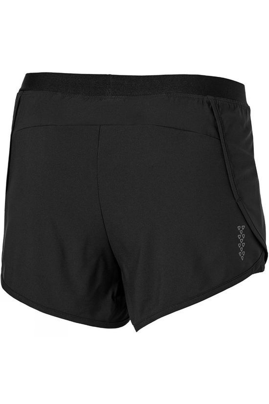 Asics Women's 2 in 1 3.5 in Shorts PERFORMANCE BLACK