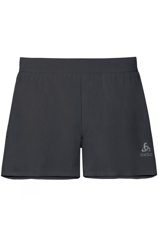 Odlo Womens Zeroweight Shorts Black