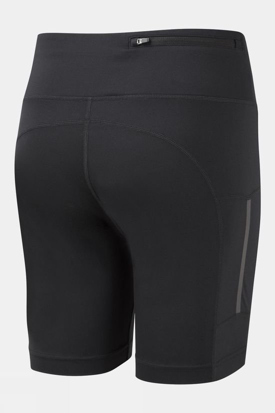 Ronhill Women's Tech Revive Stretch Short All Black