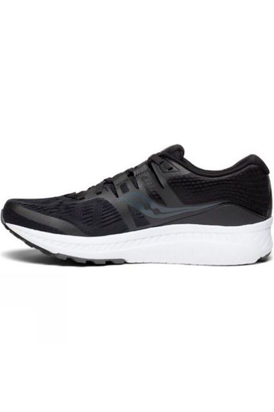 Saucony Mens Ride ISO black