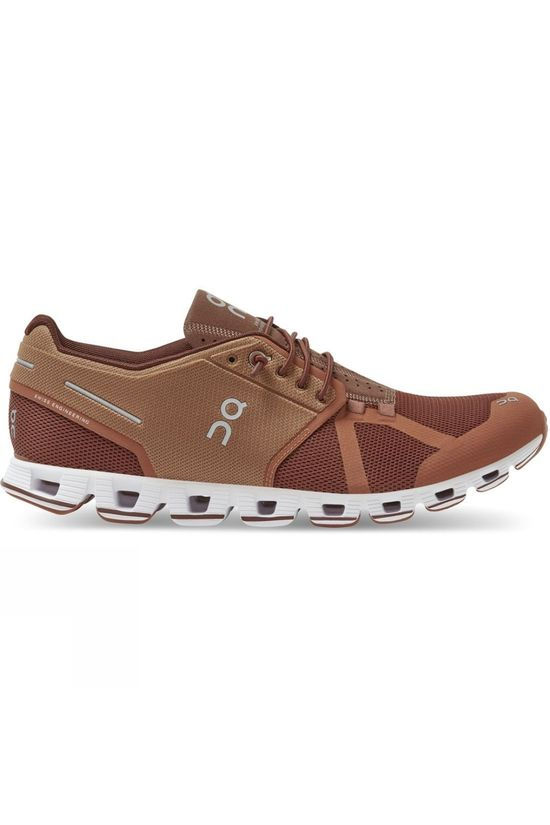 On Mens Cloud Russet/Cocoa