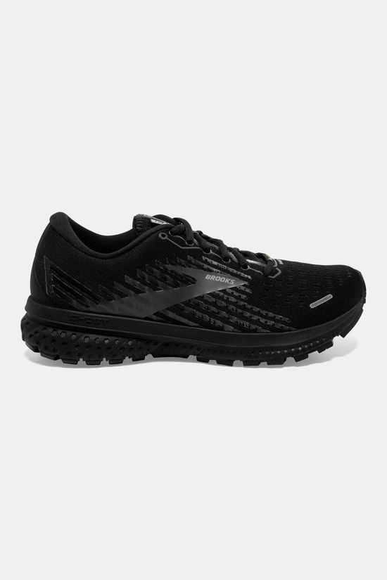 Brooks Mens Ghost 13 GTX Black/Black