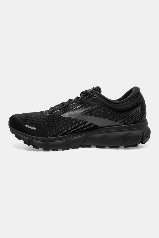 Brooks Men's Ghost 13 Black/Black