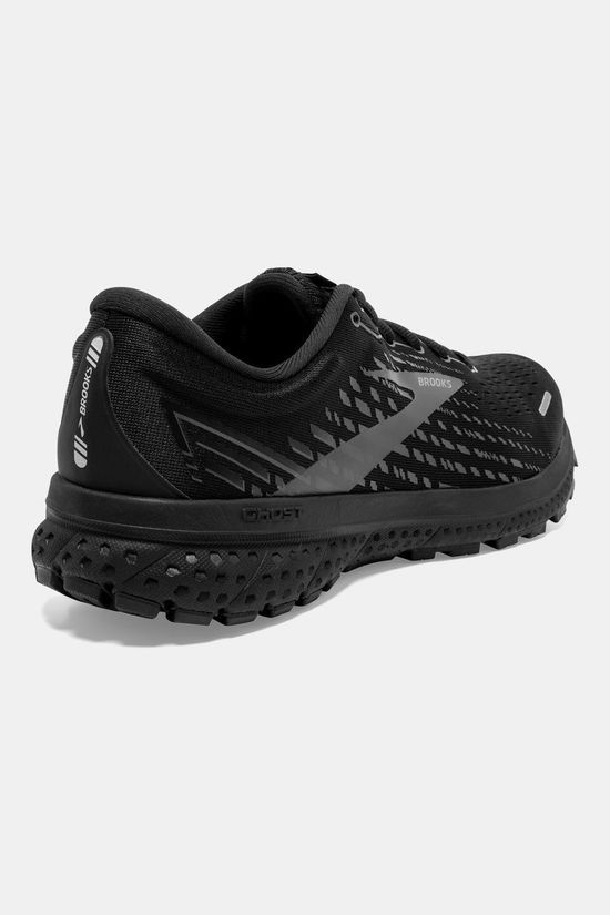 Brooks Men's Ghost 13 Wide Black/Black
