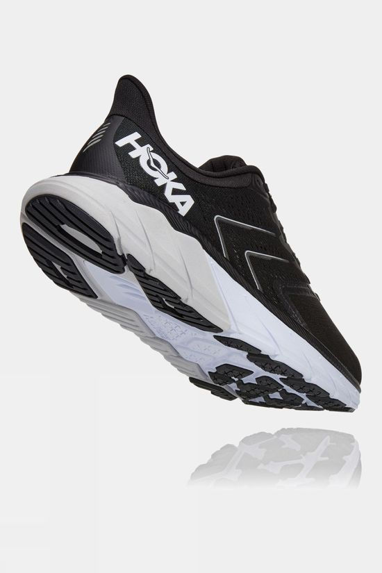 Hoka One One Mens Arahi 5 Black/White