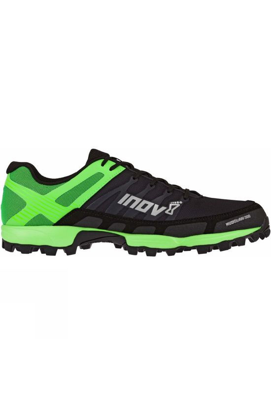 Inov-8 Men's MudClaw 300 Shoe Black/Green