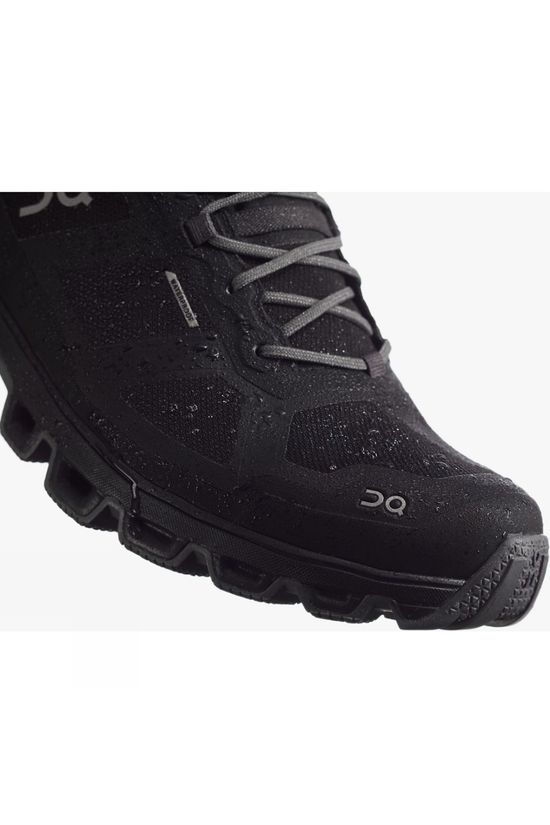 On Mens Cloudventure Waterproof Black