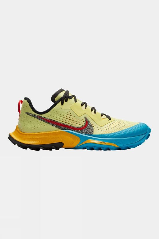 Nike Men's Air Zoom Terra Kiger 7 Limelight/ Off Noir-laser Blue