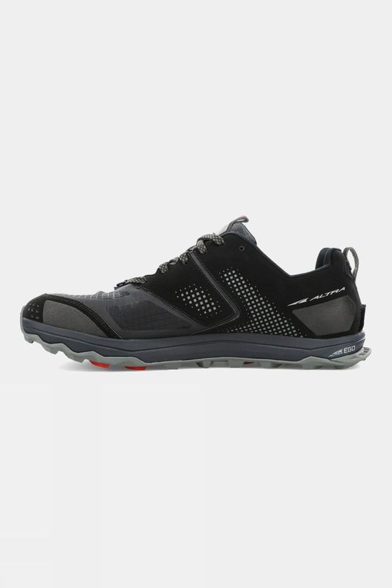 Altra Men's Lone Peak 5 Dark Slate/Red