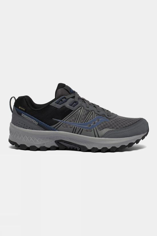 Saucony Men's Excursion TR14 GTX Charcoal/Storm