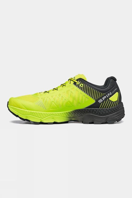 Scarpa Men's Spin Ultra Acid Lime/Black