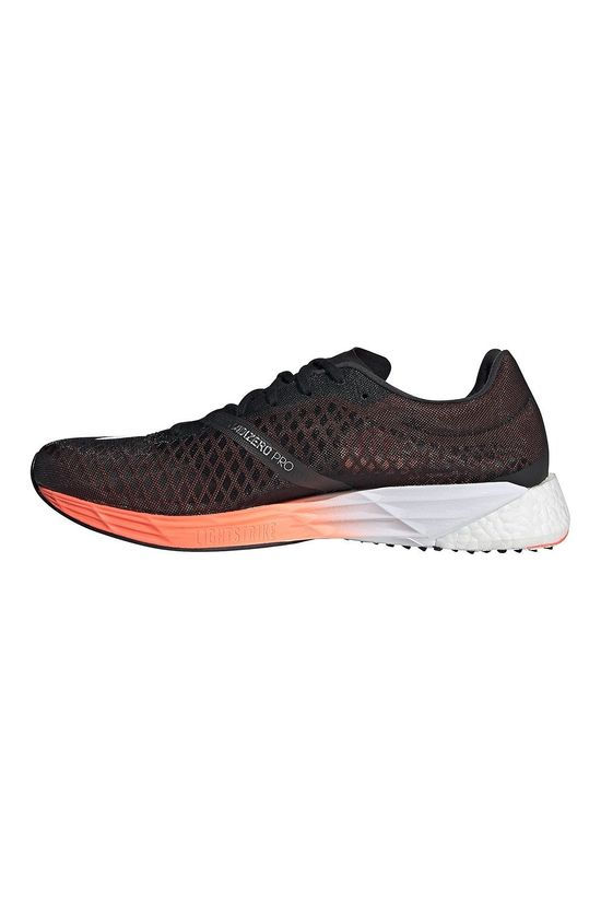 Adidas Mens Adizero Pro Black/ Orange