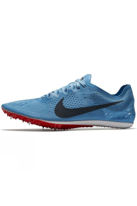 Nike Zoom Victory 3 Racing Shoe Football Blue/Blue Fox-Bright Crimson