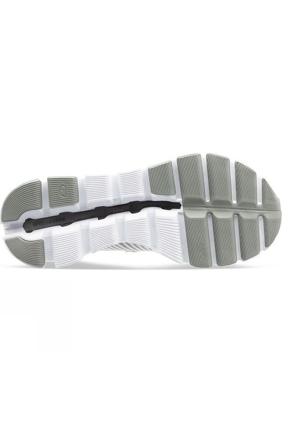 On Women's Cloudswift Glacier | White