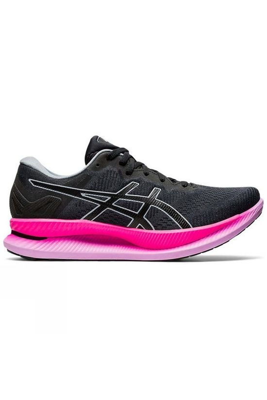 Asics Women's Glideride GRAPHITE GREY/BLACK