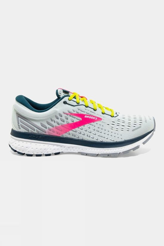 Brooks Women's Ghost 13 Ice Flow/Pink/Pond