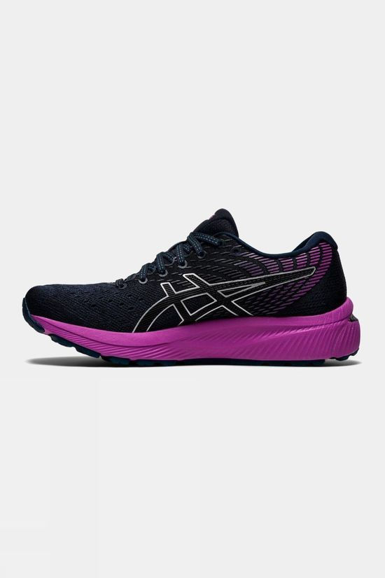 Asics Women's Gel-Cumulus 22 French Blue/Black