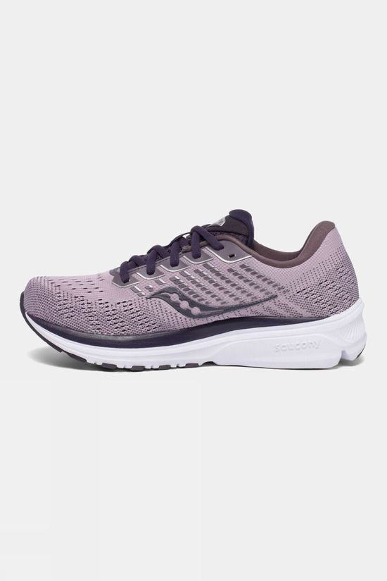 Saucony Women's Ride 13 Blush/ Dusk
