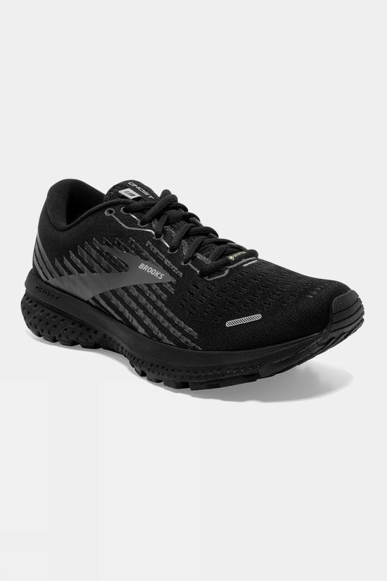 Brooks Womens Ghost 13 GTX Black/Black