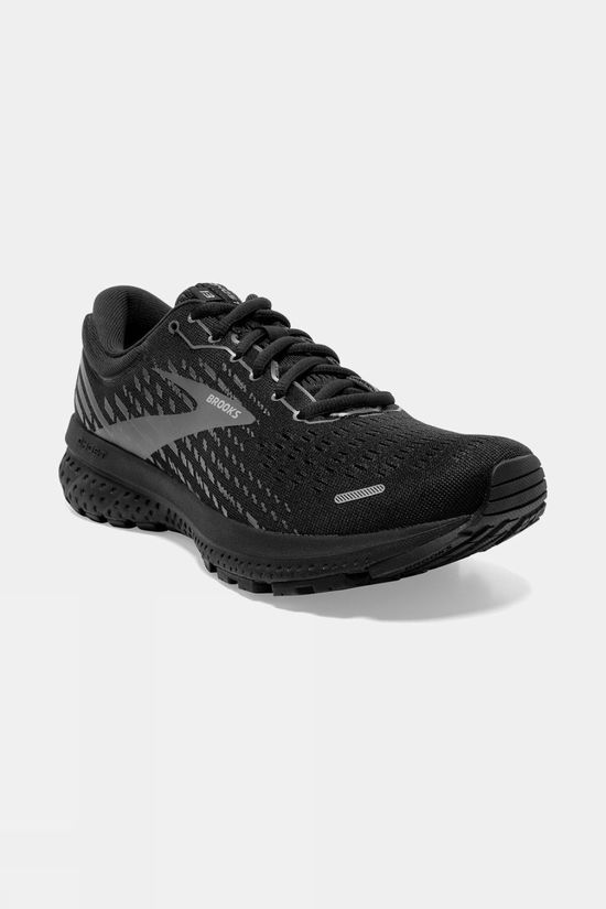 Brooks Womens Ghost 13 Black/Black