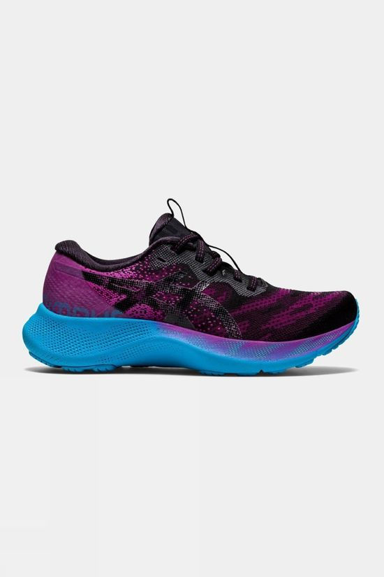 Asics Womens GEL-Nimbus LITE 2 DIGITAL GRAPE/BLACK