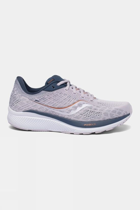 Saucony Womens Guide 14 Lilac/Storm