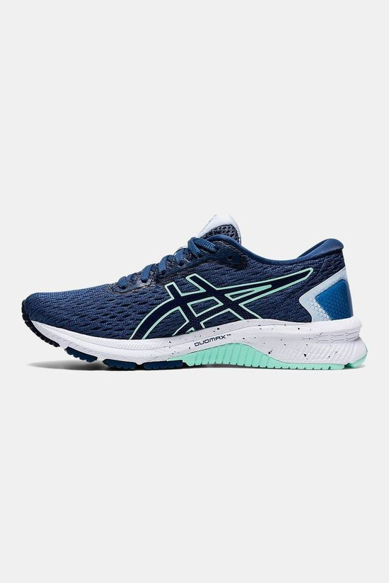 Asics Womens GT-1000 9 GRAND SHARK/PEACOAT