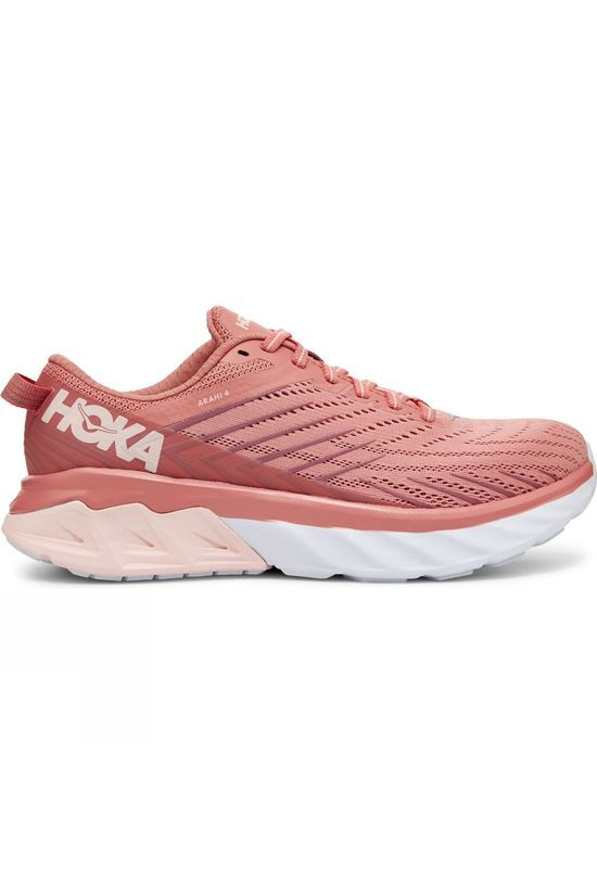 Hoka One One Women's Arahi 4 Lantana/Heather Rose
