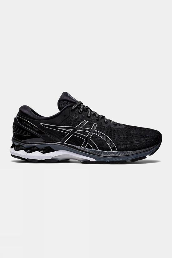 Asics Women's Gel-Kayano 27 Black/Pure Silver